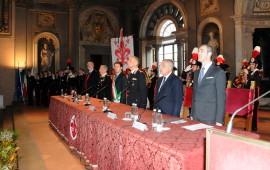 L'Inaugurazione dell'Anno Accademico della Scuola Marescialli Carabinieri