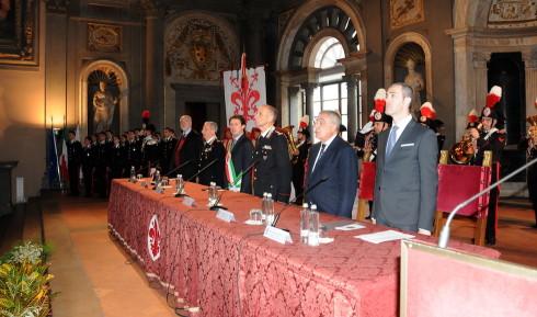 Si è parlato di corruzione all'inaugurazione Anno Accademico della Scuola Marescialli Carabinieri