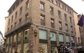 La Borsa Merci di Firenze è davanti alla Loggia del Porcellino