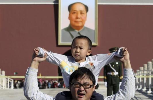 In Cina le famiglie potranno avere fino a due figli