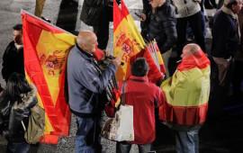 Elettori spagnoli in attesa dei risultati