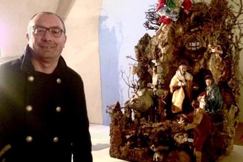 Massimo Minciotti vorrebbe un presepe in ogni sede del Pd