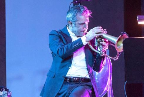 Paolo Fresu in concerto a Firenze (foto Kpmg/Guya Migliorini)