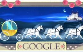 Il doodle di Google oggi 12 gennaio 2016