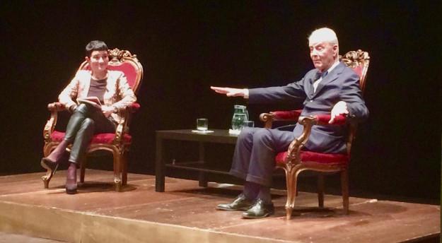 Paolo Poli al Teatro Niccolini di Firenze