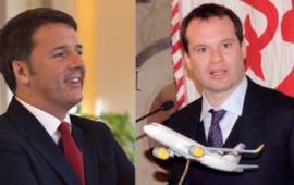 Matteo Renzi e Marco Carrai