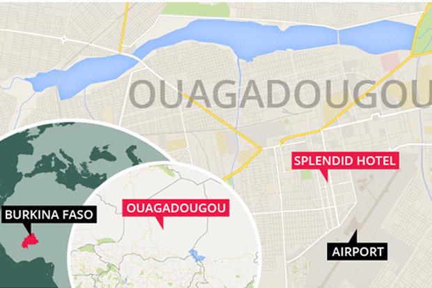 Attentato a Ouagadougou