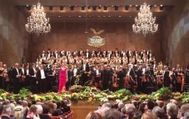 Il concerto di Capodanno 2016 al Teatro La Fenice