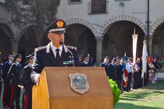Tullio Del Sette. comandante generale dei Carabinieri