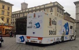 """Tappa a Firenze di """"Una vita da social"""" edizione 2016"""