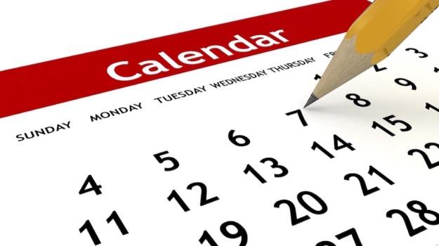 Le vacanze diminuiscono nel 2016
