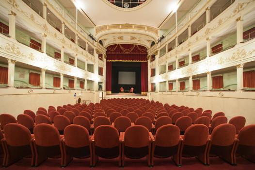 """Il """"nuovo"""" Teatro Niccolini di Firenze"""