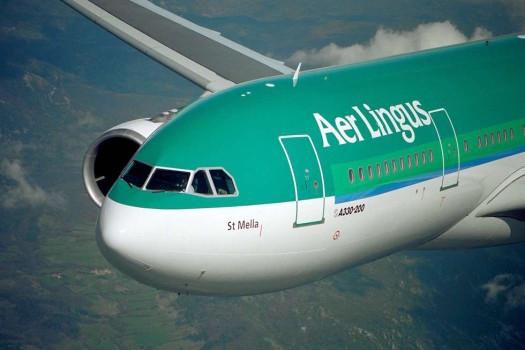 Un Airbus 330 di Aer Lingus