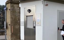La culla per i neonati indesiderati all'ospedale di Careggi a Firenze
