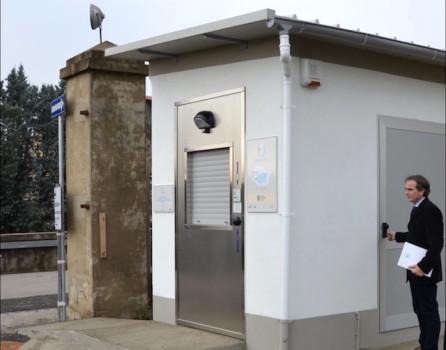 La speciale struttura a Careggi con una culla per i bimbi abbandonati