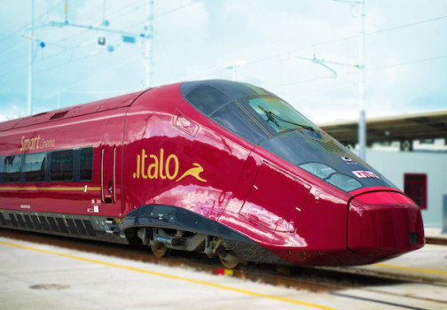 Italo treno raggiunge ora anche Brescia