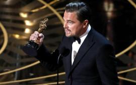Leonardo Di Caprio ha finalmente conquistato l'Oscar