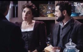 Luisa Ranieri e Vinicio Marchioni interpretano i coniugi Spagnoli
