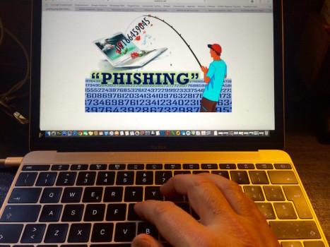 Aumentano i fenomeni di phishing