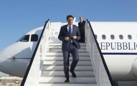 Nuovo jet di Stato per Matteo Renzi