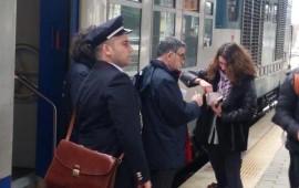 Controlli antievasione sui treni regionali della Toscana