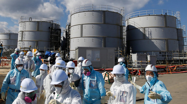 Continua l'emergenza nucleare a Fukushima