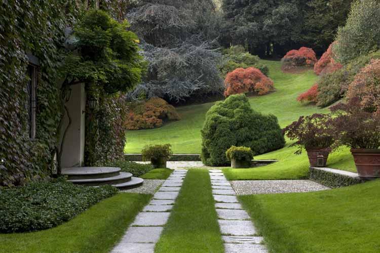 Firenze ricorda pietro porcinai indimenticato architetto for Architettura giardini
