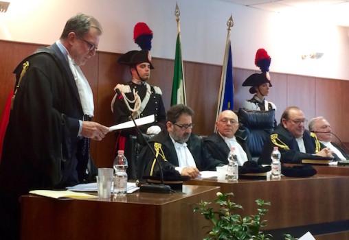Il procuratore regionale Andrea Lupi
