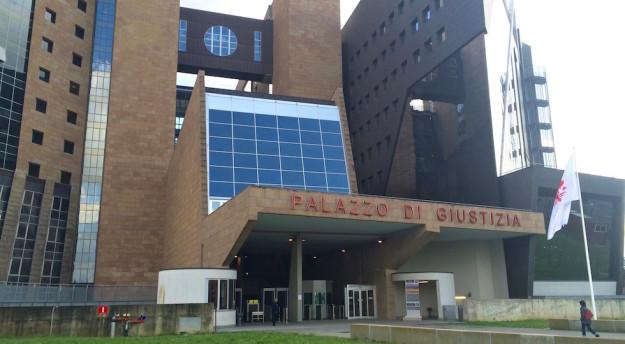 Il Palazzo di Giustizia di Firenze