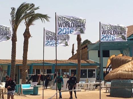 Parte il campionato di Kiteboarding a El Gouna  in Egitto