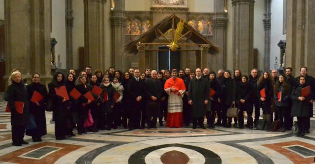 La Cappella musicale del Duomo di Firenze