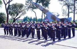 Scuola Douhet: il giuramento degli allievi del corso Mito (Foto Isma)