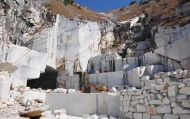 I marmi delle Alpi Apuane provocano ancora incidenti