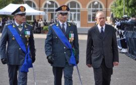 Giorgio Toschi, Saverio Capolupo, Pier Carlo Padoan