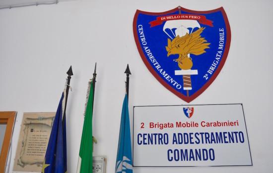 Centro Addestramento delle Sos a Livorno