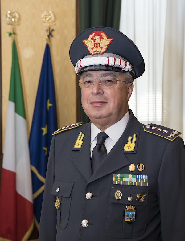 Generale Flavio Zanini