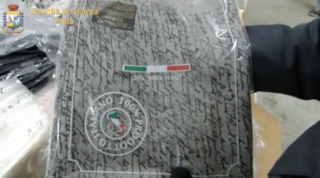 Un falso prodotto Made in Italy