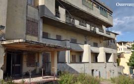 L'ex ospedale di Sant'Antonino a Fiesole in degrado da oltre 20 anni
