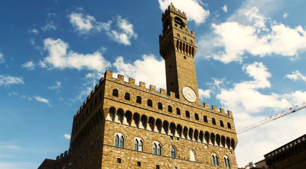 La cerimonia della consegna delle Stelle al merito del lavoro si svolge in Palazzo Vecchio