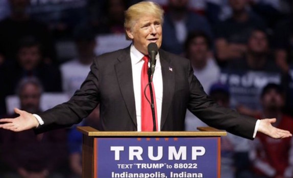 Donald Trump vince anche in Indiana