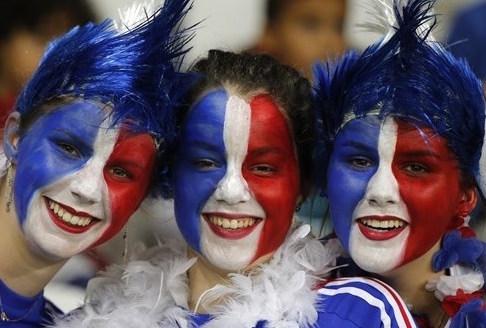 La Francia ospita i campionati europei di calcio