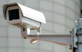 Una telecamera per disincentivare le rapine