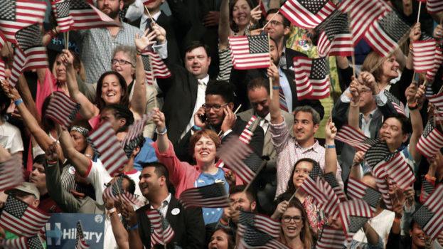 Gli Stati Uniti guardano alle elezioni presidenziali dell'8 novembre