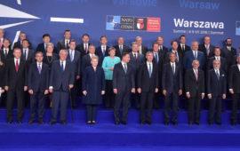 Il vertice Nato a Varsavia dell'8 luglio 2016