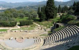 Torna il cinema al Teatro Romano di Fiesole