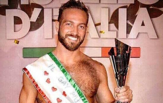 Alessandro Falcinelli (foto dal profilo su Facebook)