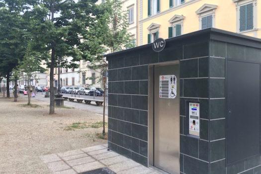 Dove fare pipì a Firenze? La nuova mappa di bagni pubblici -
