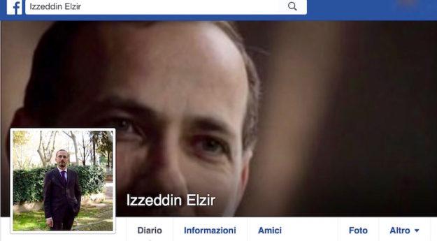 Il profilo Facebook di Izzedin Elzir nuovamente  aperto