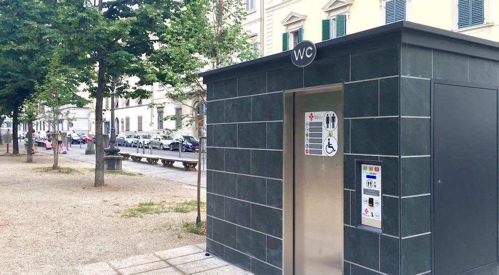 Dove fare pip a firenze la nuova mappa di bagni pubblici - Andare spesso in bagno a fare pipi ...