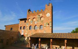 Il Palazzo Pretorio a Certaldo